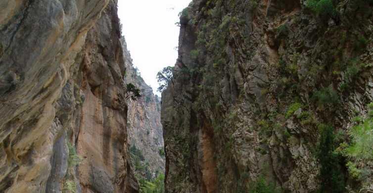 Gola di Samaria: trekking da Chania o Rethymno