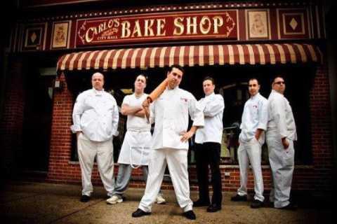 Desde Nueva York: tour por Nueva Jersey y Carlo's Bakery