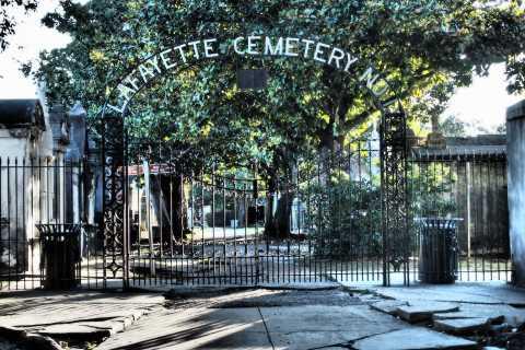 Nueva Orleans: tour por Garden District