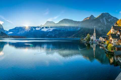 Ab Salzburg: Private Tour nach Hallstatt