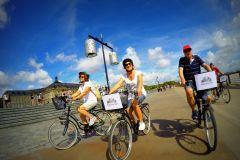 Destaques de Bordeaux: Excursão de Bicicleta de 3 Horas