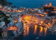 Von Lucca: Ganztägige Kleingruppentour durch die Cinque Terre