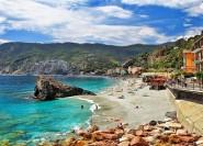 Ab Pisa: Tagestour nach Cinque Terre und Portovenere