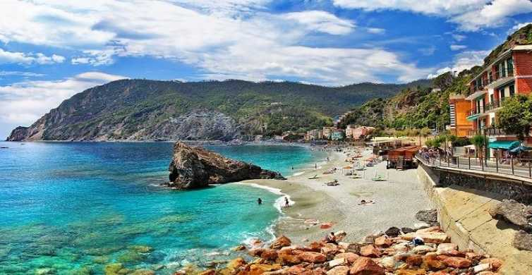 From Pisa: Small Group Tour to Cinque Terre