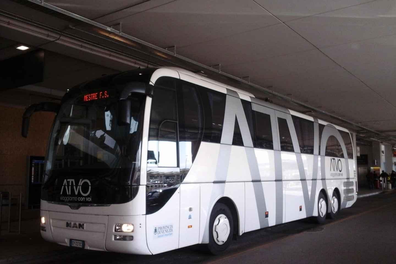 Venedig: Express-Bus zwischen Flughafen und Bahnhof Mestre