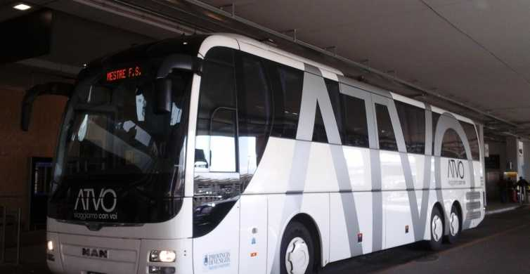 Marco Polo Airport to/from Mestre Train Station: Express Bus