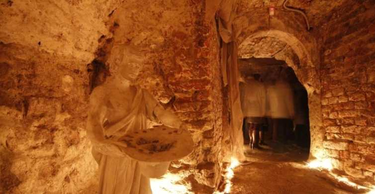 Underground of Lviv Private Walking Tour