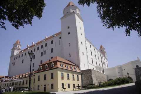 Bratislava: tour privato a piedi di 3 ore