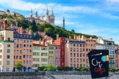 Lyon City Card: Transporte Público e Mais de 40 Atrações
