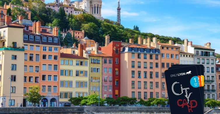 Lyon City Pass: transports et plus de 40attractions