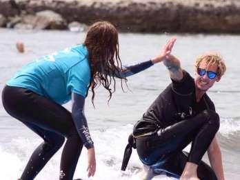 Nervenkitzel in Gran Canaria: Ein Tag voller Wassersport