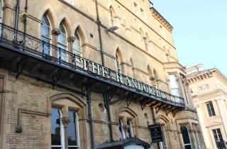 Oxford: Inspektor Morse und Lewis 2-stündiger Rundgang
