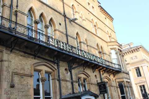 Morse, Lewis and Endeavour Walking Tour of Oxford