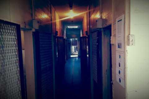 Napier Prison självledd ljudtur