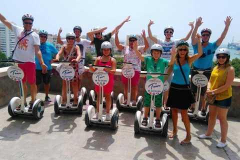 Malaga City Tour by Ninebot Segway