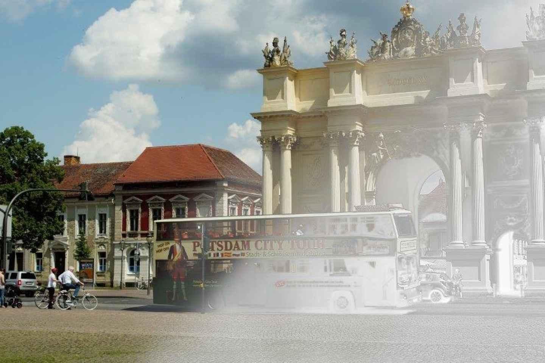 Potsdam: Stadt- und Schlössertour
