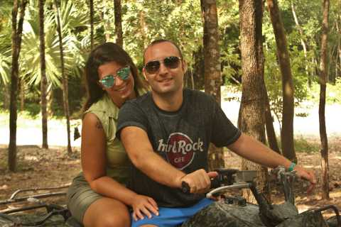 ATV Ride and Secret Caves Tour from Playa del Carmen