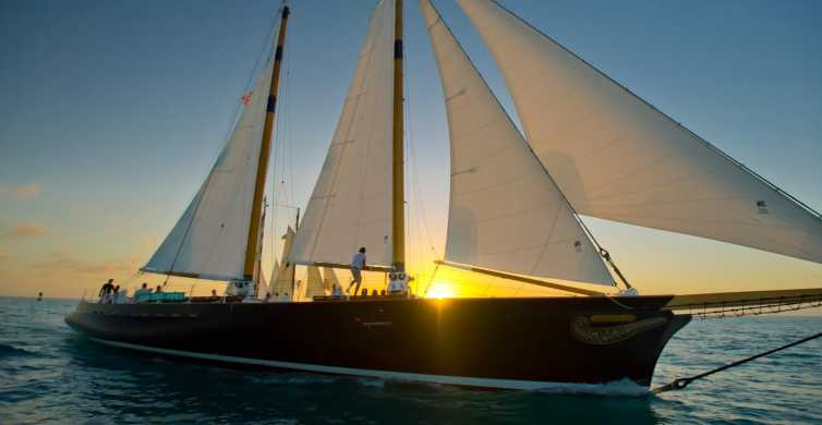 Key West: 2-Hour Sunset Sail on Schooner America 2.0