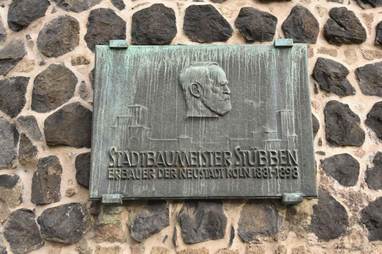 Köln: Querkölnein von West nach Ost ab Rudolfplatz