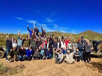 Sonoran Wüste Off-Road-Touren in Tomcars