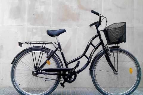 Málaga: Rent a Bike & Ride All Around