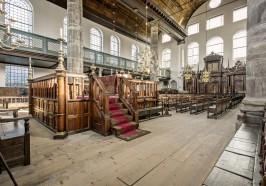 Quoi faire à Amsterdam - Amsterdam: la synagogue portugaise durant l'âge d'or