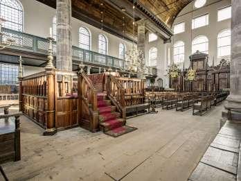 Amsterdam: Portugiesische Synagoge im Goldenen Zeitalter