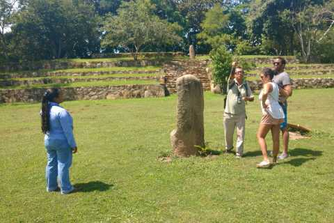 From Acapulco: Archaeological Tour to Tehuacalco Site