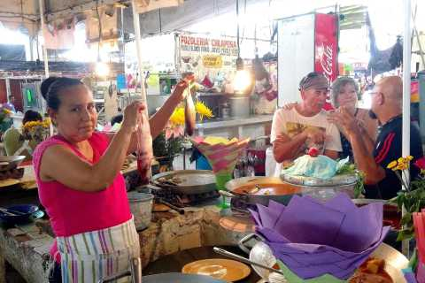 Visit a Market and Learn How to Cook Mexican Cuisine