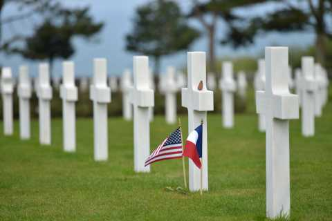 Full-Day American Sector Guided D-Day Tour