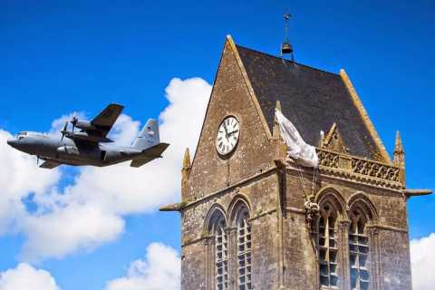 Two-Day American Sector Guided Private D-Day Tour