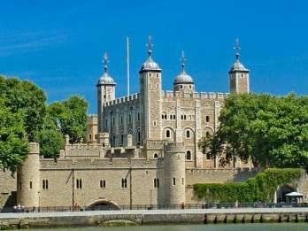London: Tower of London Besichtigung und Kreuzfahrt auf Spanisch