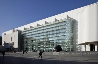 Barcelona: Museum für zeitgenössische Kunst