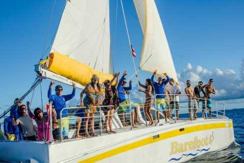Fajardo: Icacos Deserted Island Catamaran & Picnic Cruise