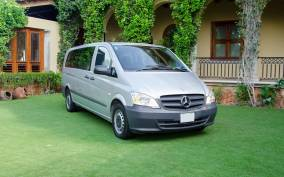 Puerto Vallarta Airport (PVR): Shared Deluxe Minivan