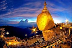 Excursão privada de dia inteiro em Bago saindo de Yangon