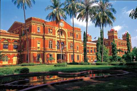 Private Full-Day Yangon City Tour