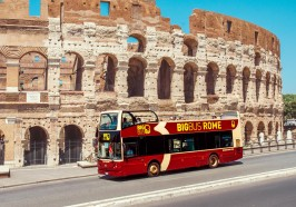 What to do in Rome - Rome: Hop-on, Hop-off Sightseeing Bus Tour