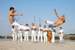 Salvador: Aula de Capoeira de 3 Horas