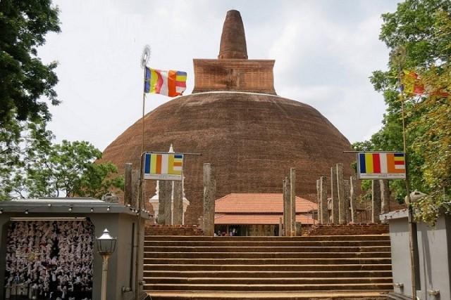Anuradhapura Day Tour van Colombo