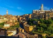 Von Florenz: 2-Stunden Privat Siena Führung