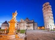 Von Florenz: Privater Halbtagestour nach Pisa und zum Schiefen Turm