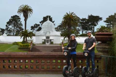 San Francisco: Golden Gate Park Private Segway Tour