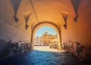 Von Florenz: 2-Stunden-Lucca private Führung