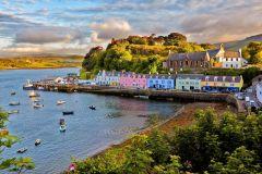 De Edimburgo: 3 Dias Ilha de Skye, Terras Altas e Lago Ness