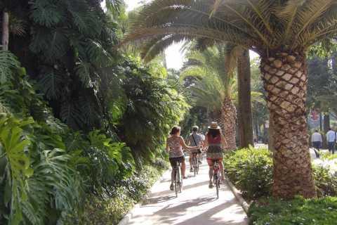 Málaga City Highlights 3-Hour Bike Tour