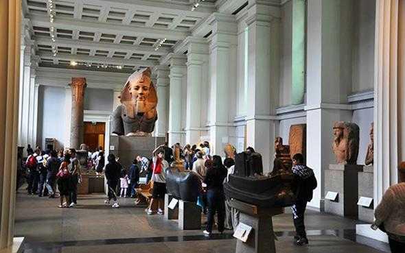 Visita guiada a la Galería Nacional y al Museo Británico