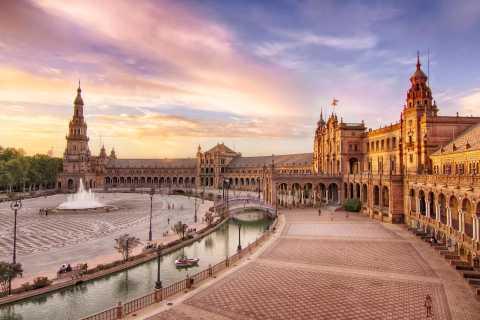 Sevilla Private Day Trip from Cádiz