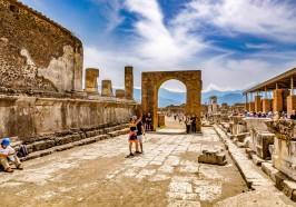 seværdigheder i Rom - Fra Rom: Dagstur til Pompeji