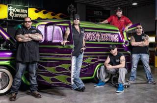 Las Vegas: Count's Kustoms Auto-Tour